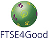 FTSE4Good Index Seriesのロゴ
