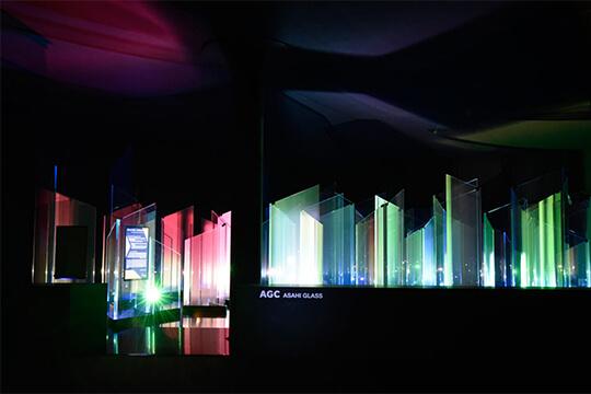 AGC 龙8国际官网首页が世界最大規模のデザインの祭典「ミラノサローネ」に初出展