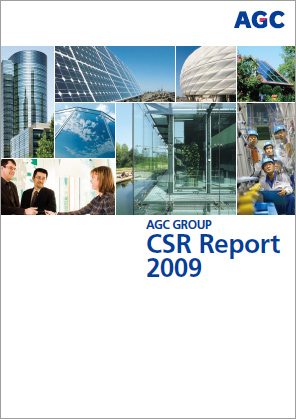 AGC Group CSR Report 2009