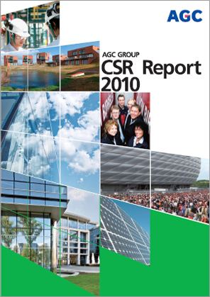 AGC Group CSR Report 2010