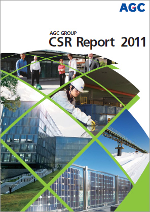 AGC Group CSR Report 2011