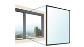 ATTOCH(TM)Low-E glass ideal for energy-saving window restorations