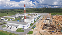 AGC Vidros do Brasil production plant—a huge new investment