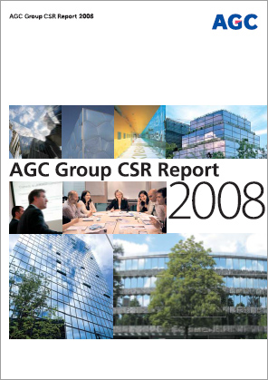 AGC Group CSR Report 2008