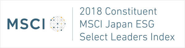 MSCI 2018Constituent MSCI Select Leaders Index