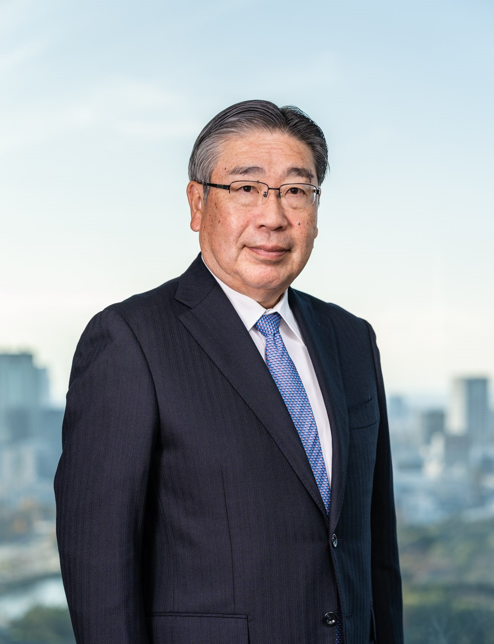 Takuya Shimamura Representative Director, President and CEO