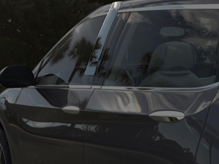 glass applique - Automotive Glass