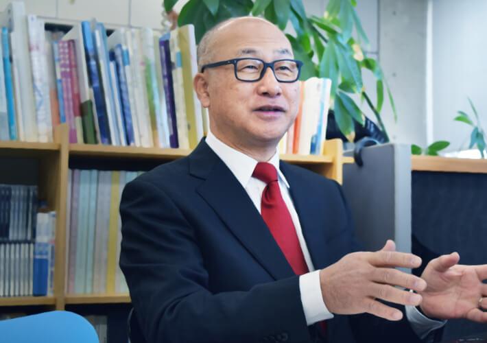 Professor Tanabe