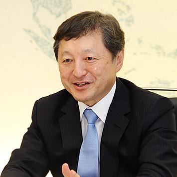 専務執行役員CTO技術本部長 平井良典