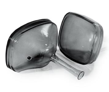 テレビの普及と歩調を合わせて管球ガラス(ブラウン管)事業が伸長